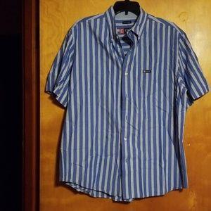 Men's Chaps Short Sleeve Shirt